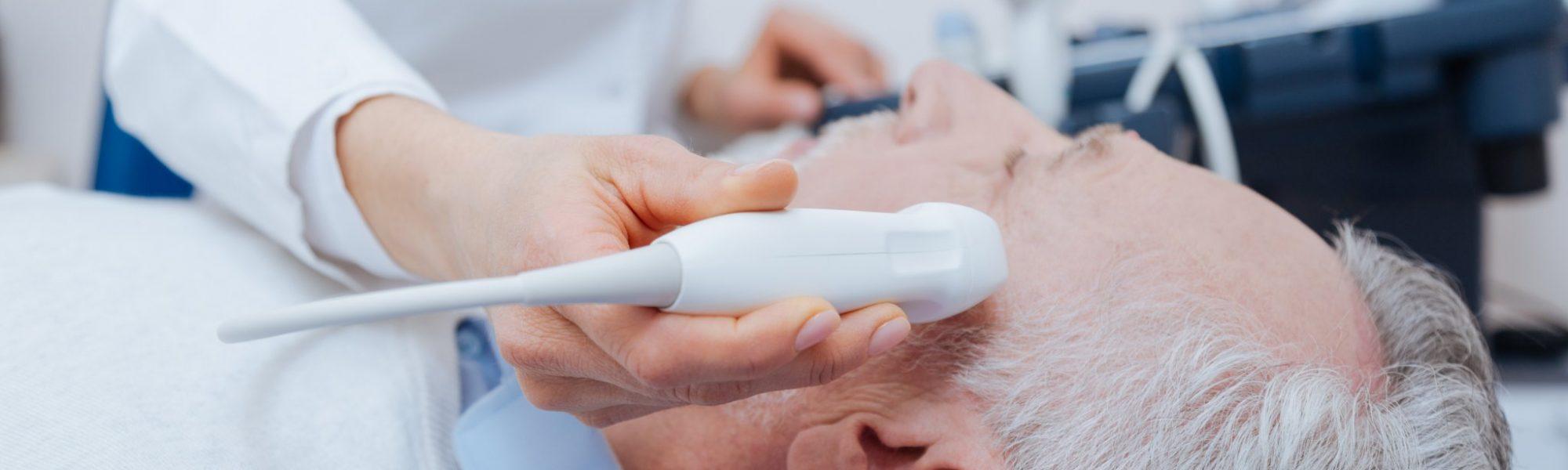 Ultraschall in der Neuropraxis Nürnberg