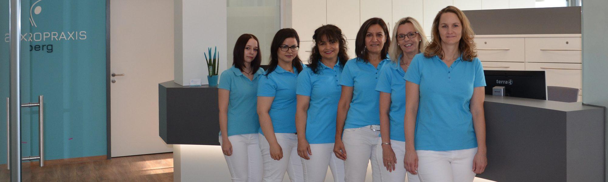 Team der Neuropraxis Nürnberg